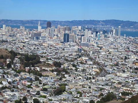 [Photo : Twin Peaks San Francisco]