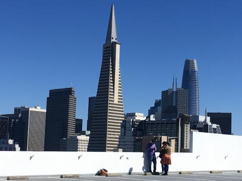 Les tours célèbres à San Francisco