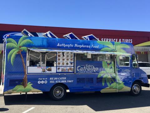 food truck ou camion restaurant dans le quartier Mission