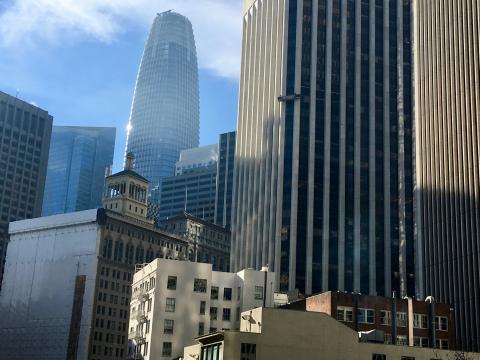Photo : Downtown San Francisco